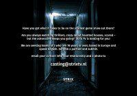 Europe game show casting call
