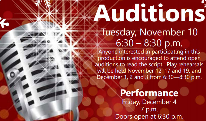 St Louis Community Theater Auditions For It S A Wonderful Life Radio Play Auditions Free