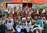 2016 Florida Renaissance Festival auditions