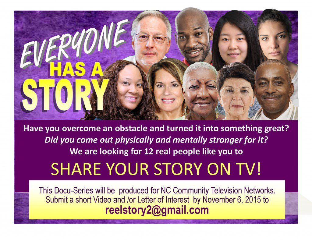 Everyone Has A Story Docu-Series