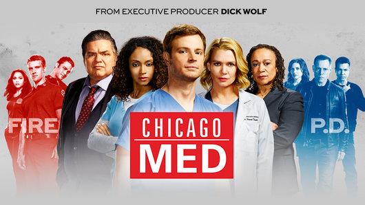 Chicago Med Title Card