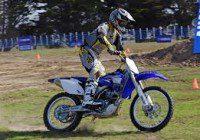 Motocross rider commercial