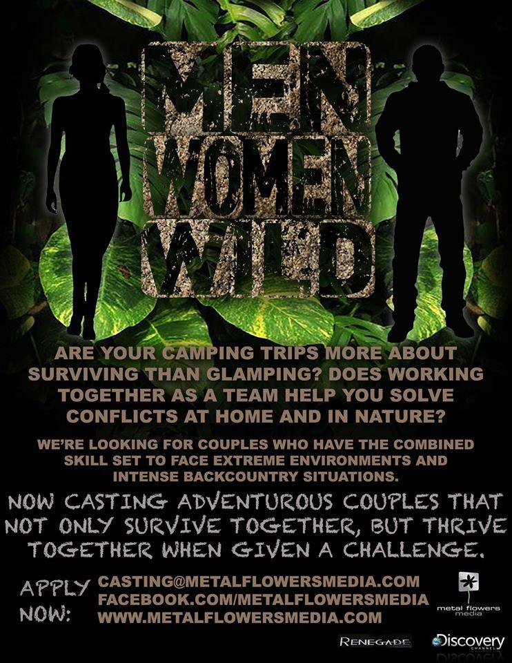 Men, Women, Wild Casting