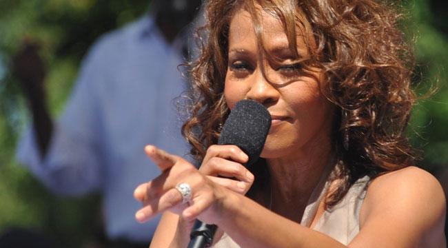 Whitney Houston Project