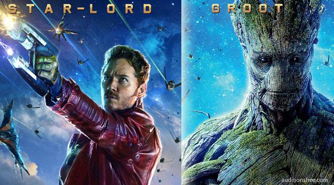 Guardians 2 Groot