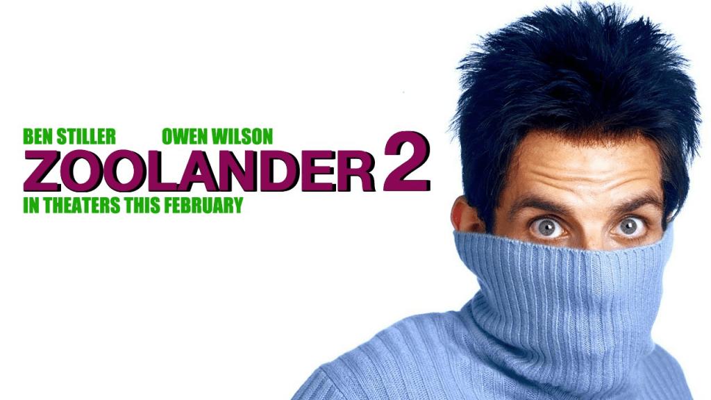 Zoolander 2 movie