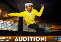 Auditions in Montreal for Royal Caribbean's Spectra's Cabaret