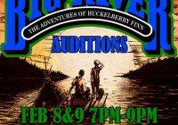 Huck Finn New Jersey production