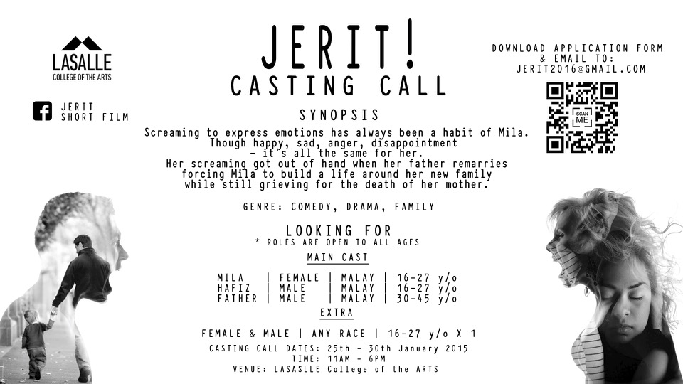 CASTING CALL POSTER02