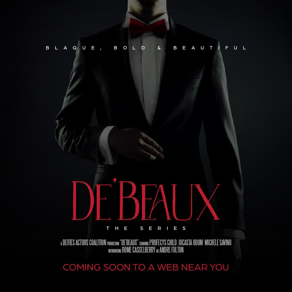 De'Beaux web series filming in Atlanta