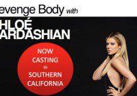 Khloe Kardashian's Revenge Body casting call