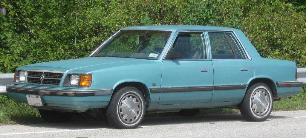 80s car
