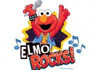 Busch Gardens Elmo Rocks show