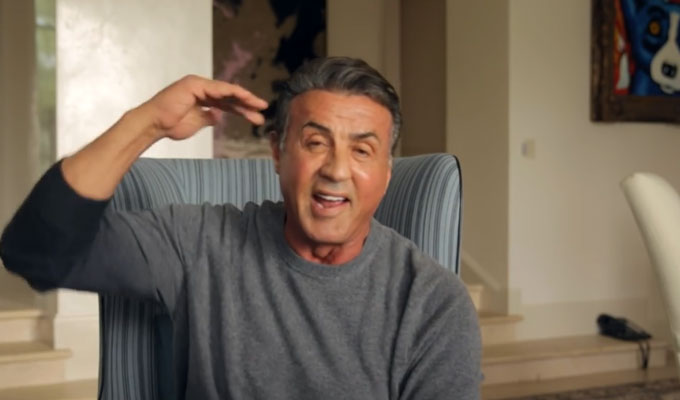Casting call from Sylvester Stallone
