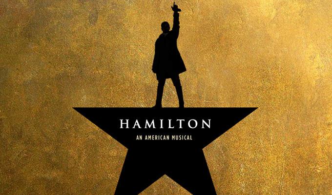 Hamilton musical cast