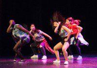 Hip hop dance auditions