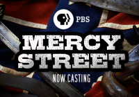 Mercy Street Casting call