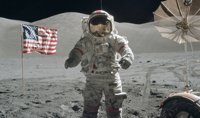 """Space Race Movie """"Moon and Back"""""""