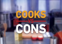 "casting call for ""Cooks Vs. Cons"" season 2"