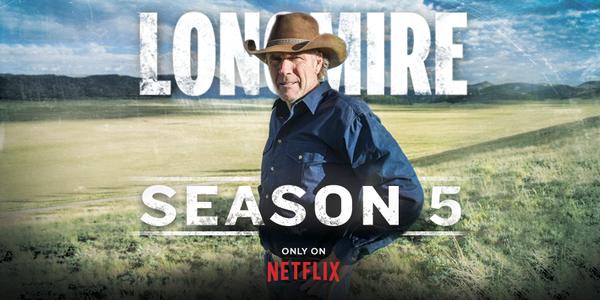 Longmire season 5 casting