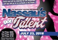 Nassau Has Talent