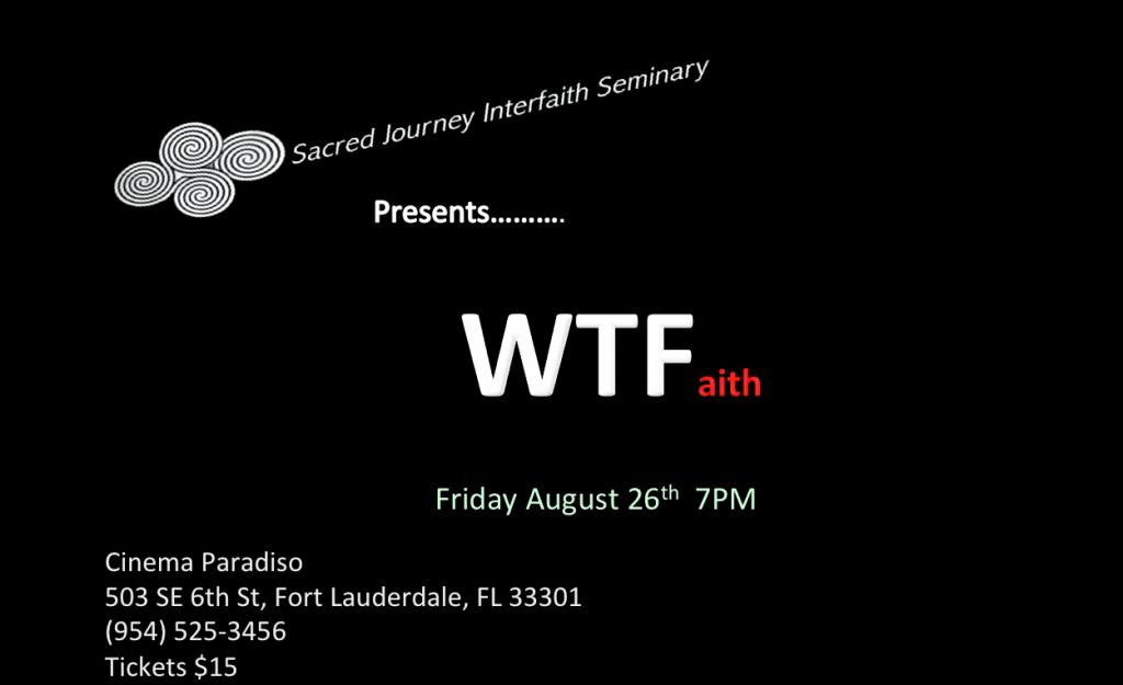 WTFaith musical play