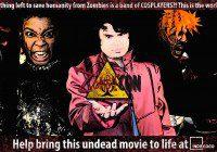 Zombiecon movie cast