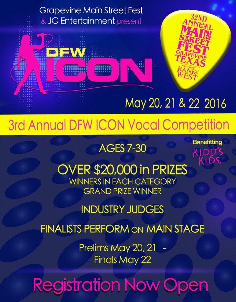 DFW Icon flyer