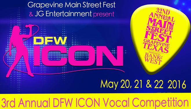 DFW Icon vocal competition