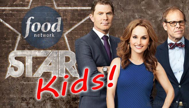Food Network Stars Kids
