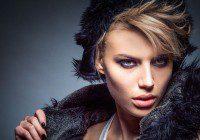 wella hair modeling