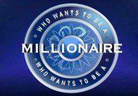 Millionaire casting