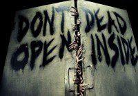 The Walking Dead walker auditions