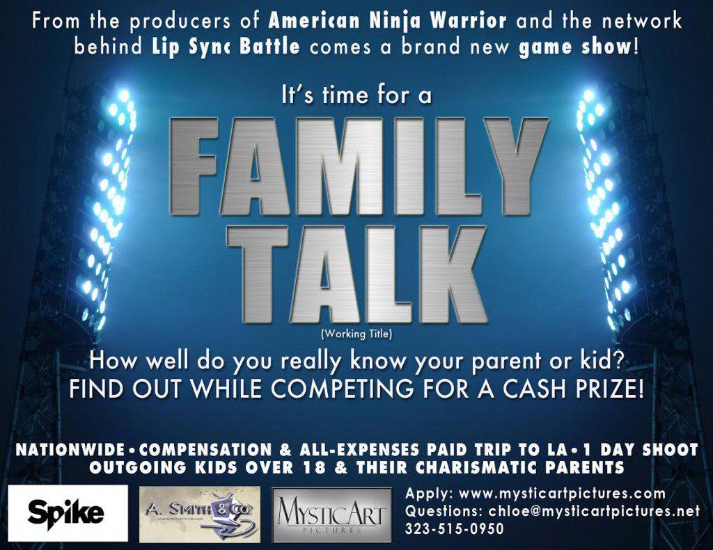 audition talk