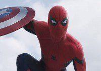 Spidey in Marvel's Captain America 3