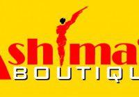 Ashimas Boutique modeling