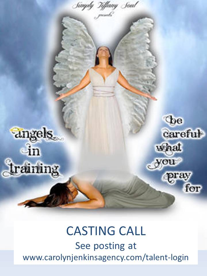 Angels in Training stage play cast