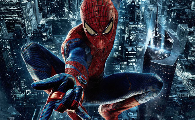 New spider-Man casting extras