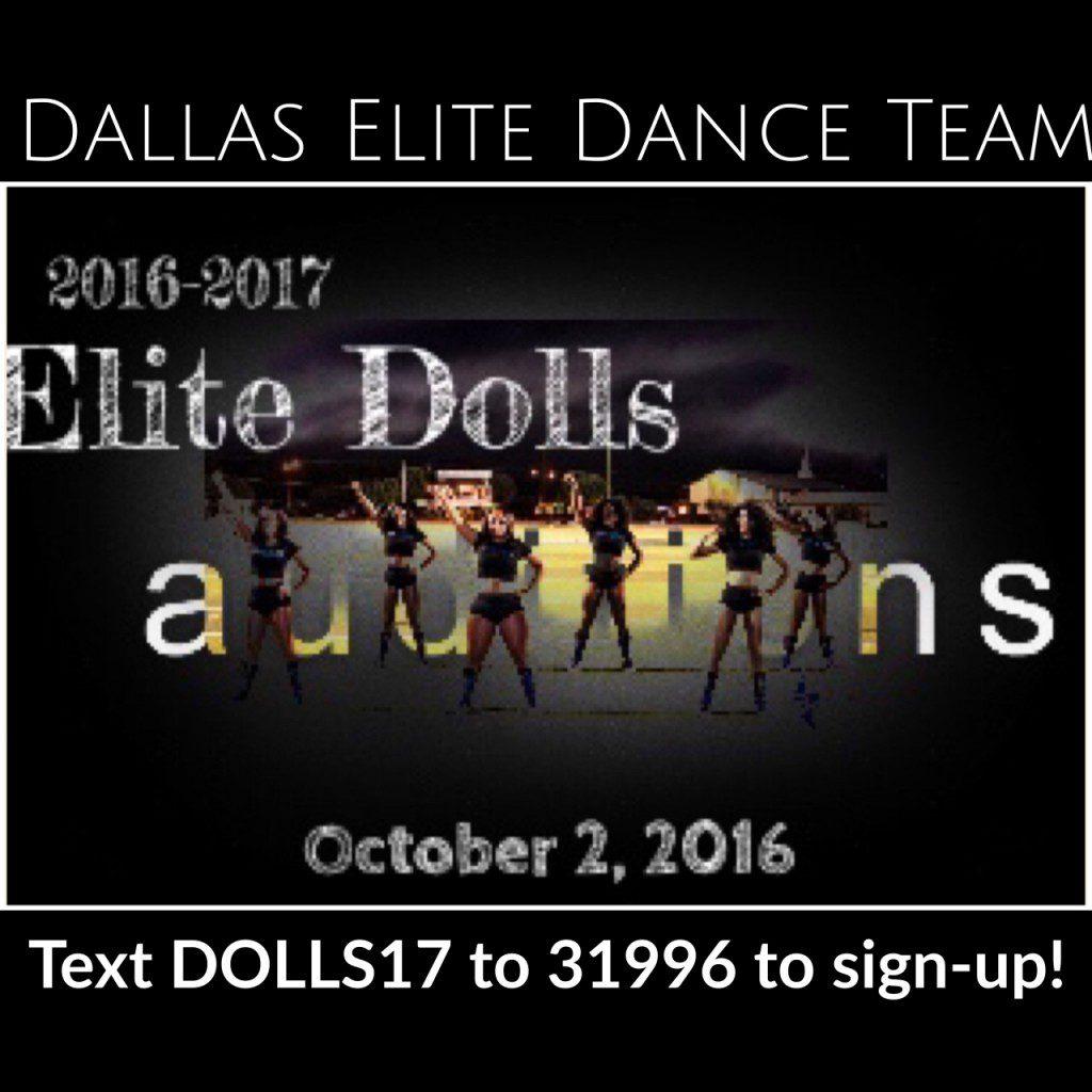 dance / cheer Dallas