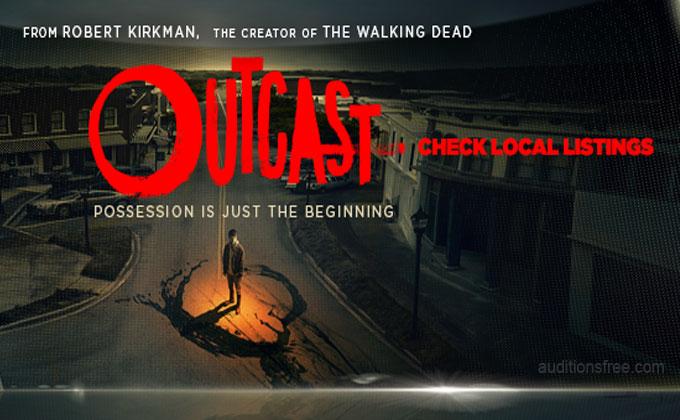 Outcast season 2 casting
