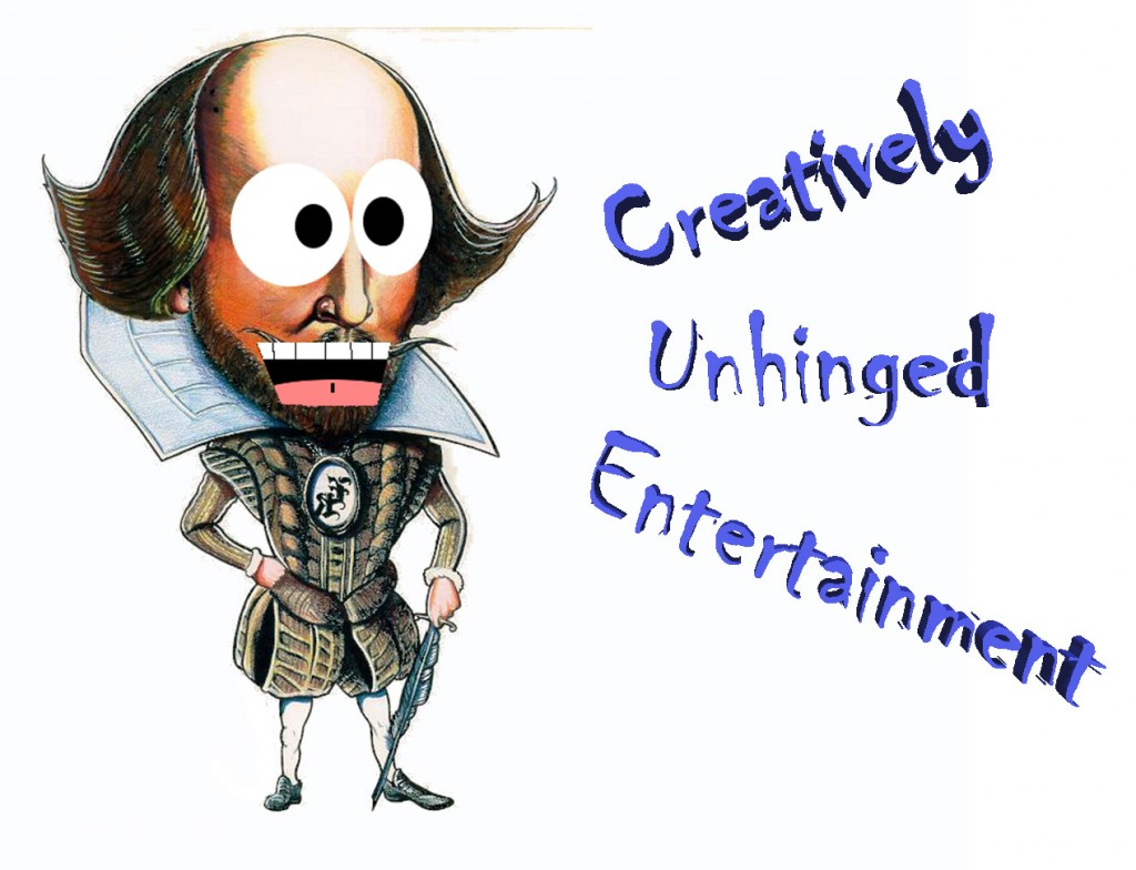 Cue, Creative, Unhinged, Entertainment open call