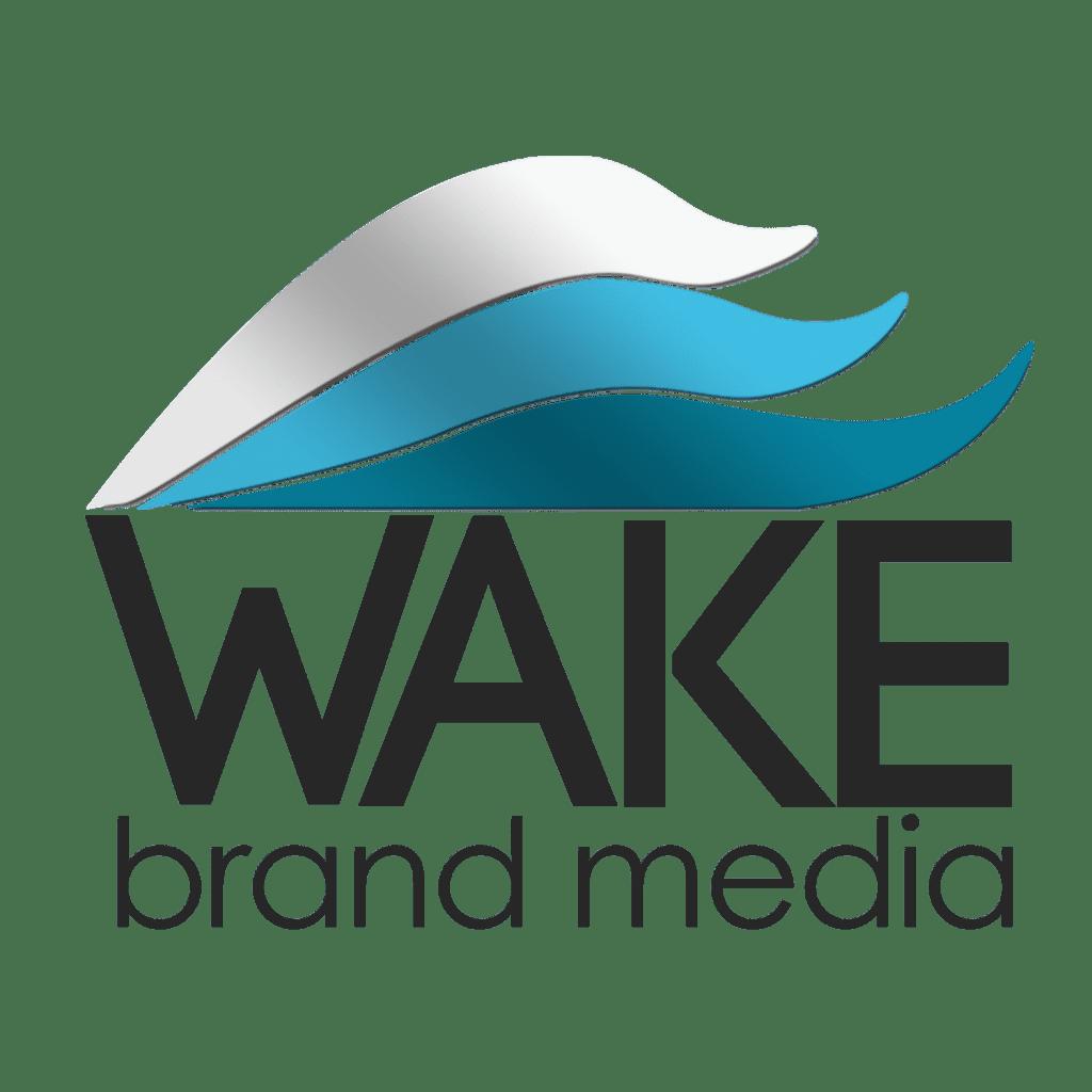 Wake brand media