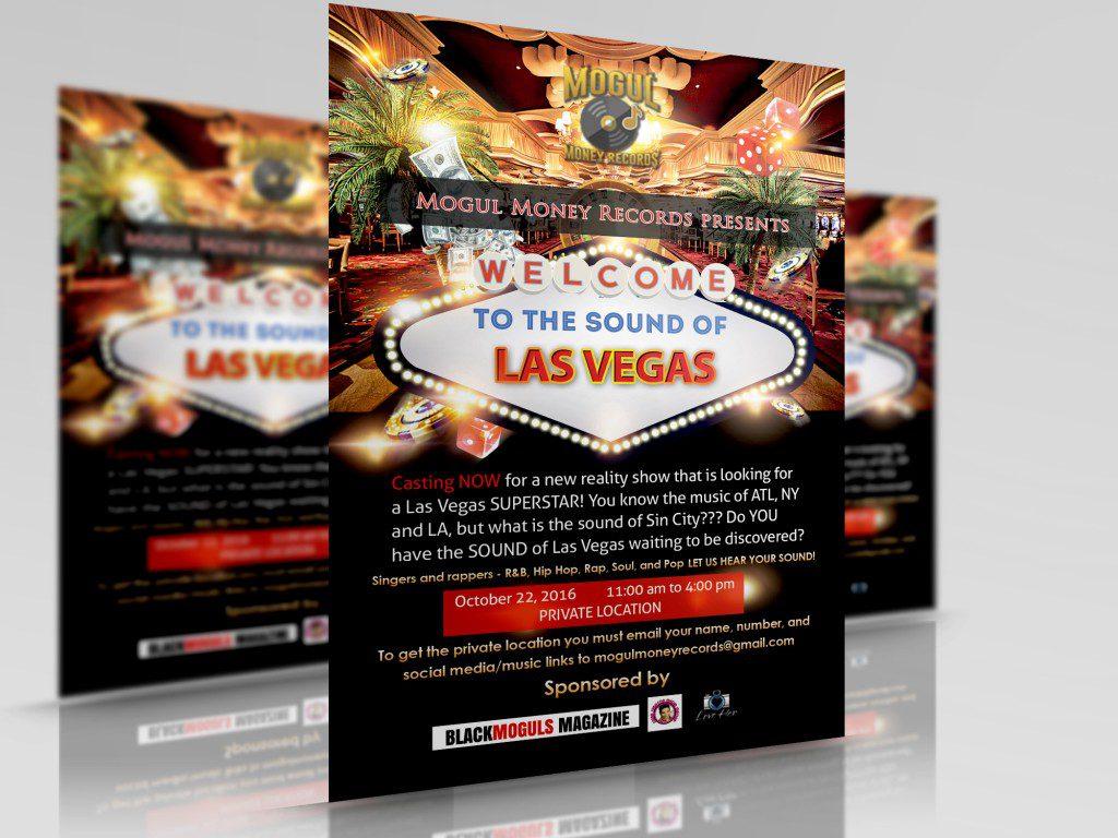 Las Vegas Rap Auditions