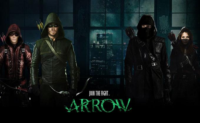 CW Arrow season 5