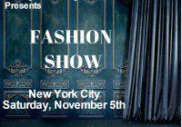 Fall fashion event - models