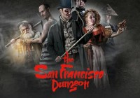 San Francisco Dungeon Halloween show