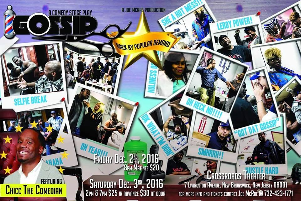 Gossip gospel play