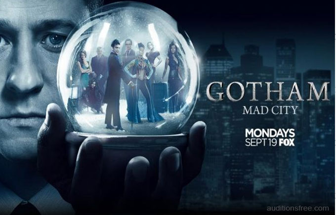 Gotham season 4 cast