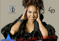 Vesta Williams singing contest