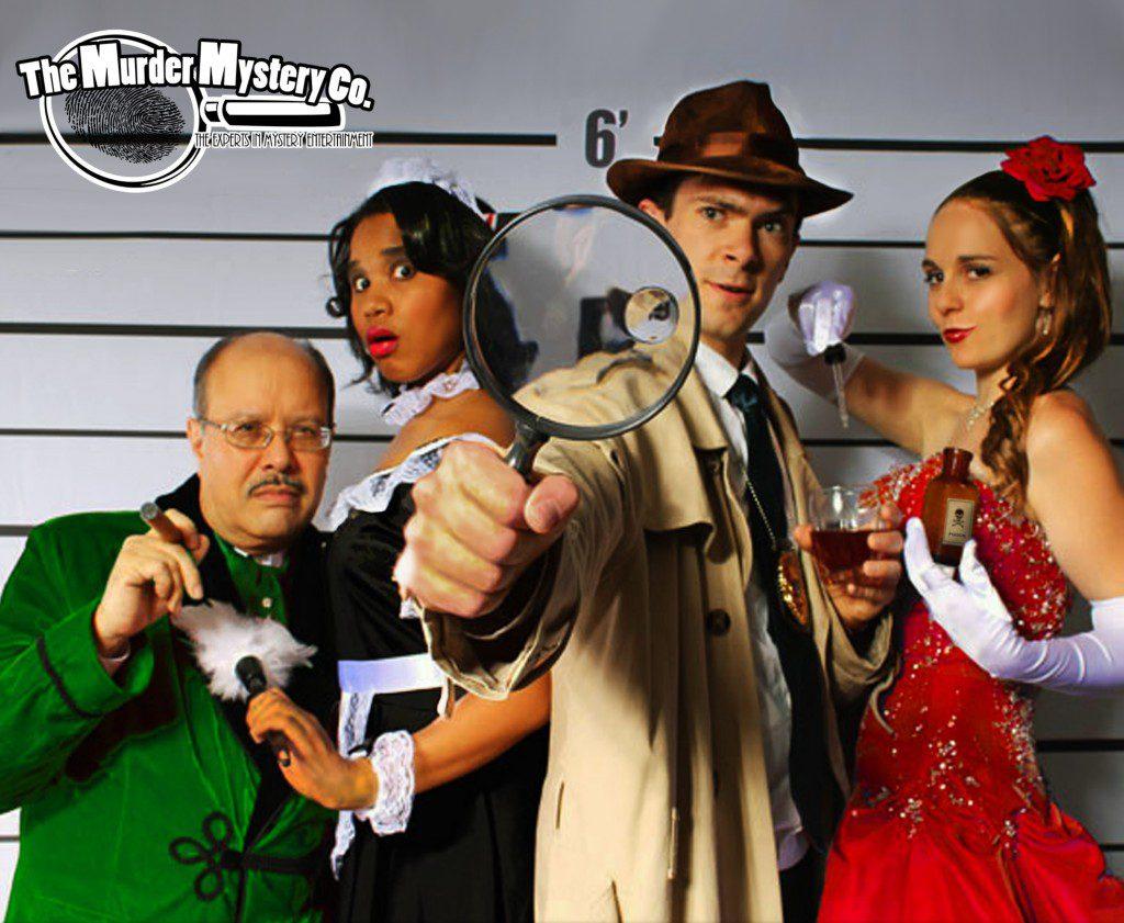 Murder Mystery Company Improv